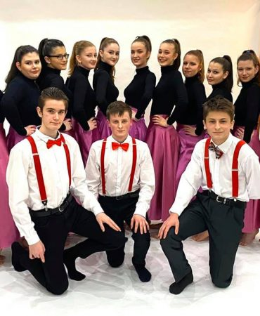 tanecna deti